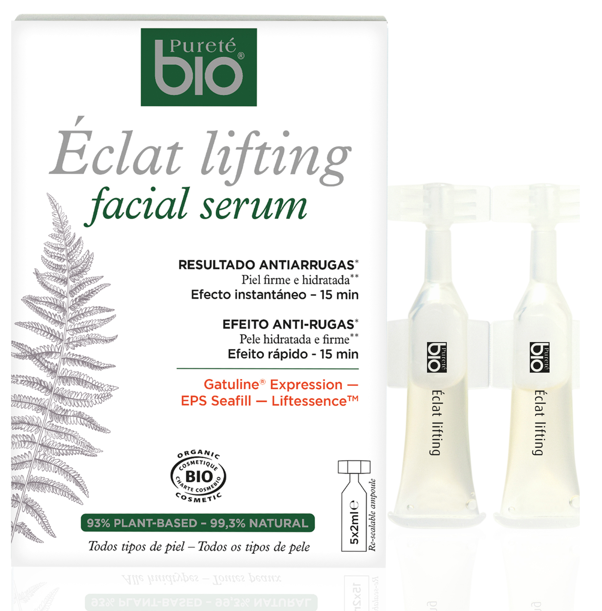 ÉCLAT LIFTING FACIAL SERUM