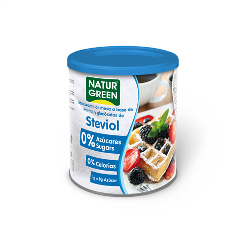 STEVIOL 500 MG- NATURGREEN